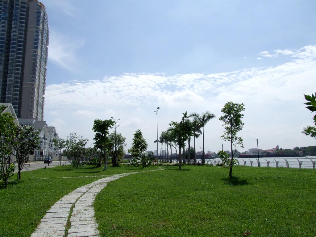 Hạ tầng kỹ thuật và các dịch vụ, tiện ích của Saigon Pearl