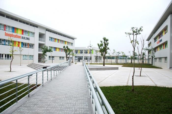 Trường Wellspring Hà Nội